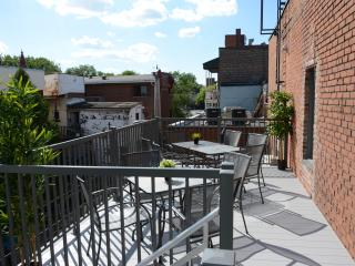 Top Floor - Huge Sunny Terrace - Perfect for Gatherings - 95% Walk Score!