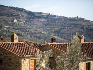 San Martino, gracious panoramic villa in cortona, Cortona