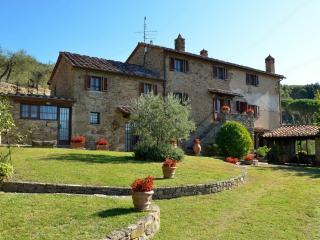 Villa Eugenio: Classic Tuscan Villa (7 people).