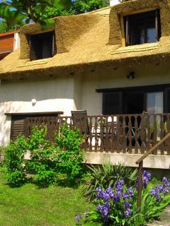 Peace & Beach - House in Tihany, Balaton