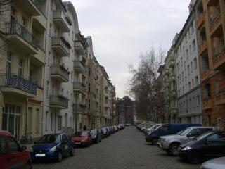 Kiezwohnung Berlin-Prenzlauer Berg