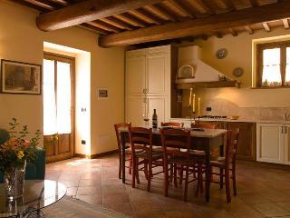 Appartamento in casale con piscina - San Gimignano, Poggibonsi
