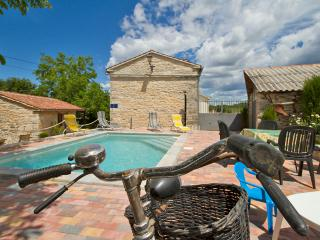 Authentic Istrian stone villa with pool and garden