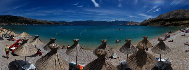 Vela beach