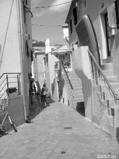 Baska village