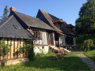 Charmante maison normande du 17ème (4 chambres)