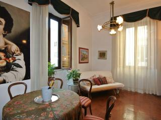 pleasant apartment on Tiber, ancient Rome centre