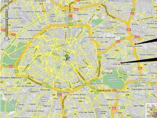 APPARTS T2 50 et 60m² de 2 à 4 Pers à 5mn de PARIS
