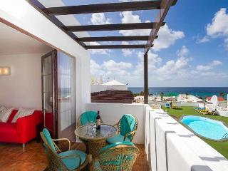 Apartment KULIMBAZ in Puerto del Carmen for 5p