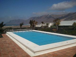 Apartment LUBIFA in Famara for 3p
