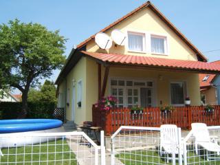 New friendly house close to lake Balaton