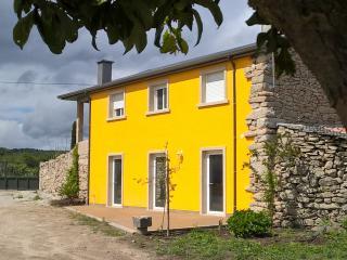 Casa Amarela - Casas de Sequeiros