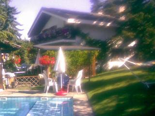 Villa unifamigliare con piscina, Smarano