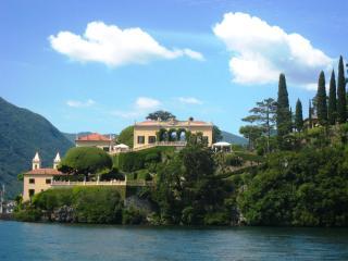 Village Garden Casa in Upper Lenno above Lake Como