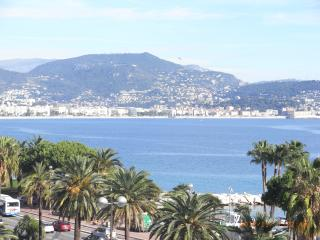 LUXUEUX APPARTEMENT FRONT DE MER 80 M2 NICE