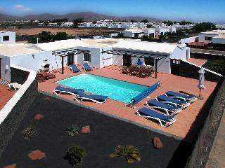 Villa MAVIDARI in Playa Blanca for 8P