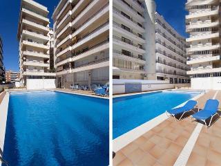 Ref. 120-Apartamento piscina, 5 personas, calella, Calella