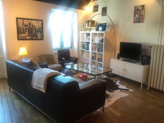 Spacieux appartement de charme Centre-ville, Chalon-sur-Saone