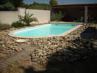 Maison individuelle avec piscine