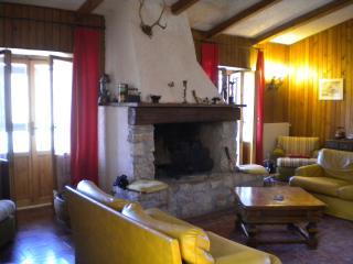 Villa nel parco dei monti simbruini, Filettino