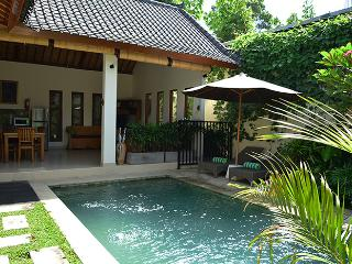 Villa Mewali - private 2 bedrooms with pool., Sayan