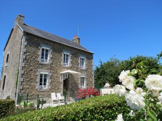maison de vacances au vert 30 mn mer et 10 mn lac, Ploeuc-sur-lie