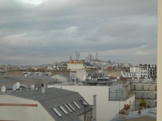 Studio vue panoramique proche Canal Saint Martin