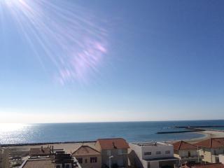 En tête-à-tête avec la mer, Carnon