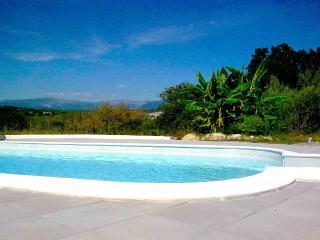 Studio en villa, piscine, mer et marineland