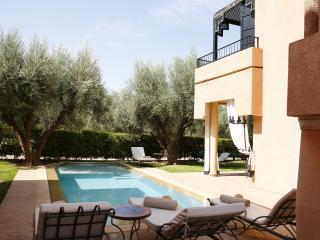 Villa Abalya 23 Marrakech - 6 / 8 pers.