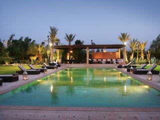 Villa Dar Tanio Marrakech - 8 / 14 pers.