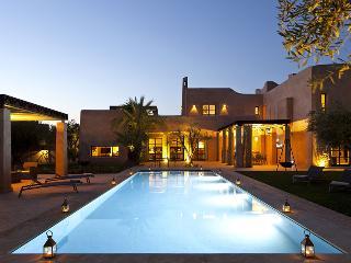 Villa Dar Tifiss Marrakech - 10 pers.