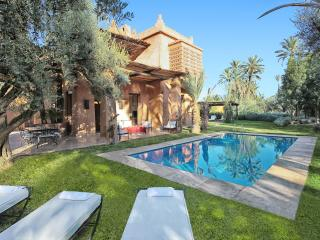 Villa Lankah Marrakech - 6 pers.