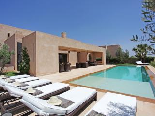 Villa Malekis Marrakech 8 / 10 pers