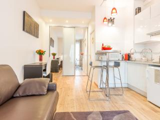 Charming flat in the trendy heart of Paris,