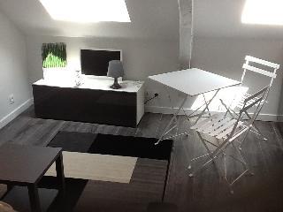 Studio 20m2 hyper centre 2 pers belles prestations, Saint-Malo