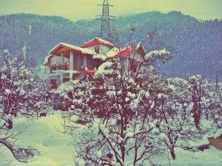 The Countryside Cottage Resort - Bharhka, Manali