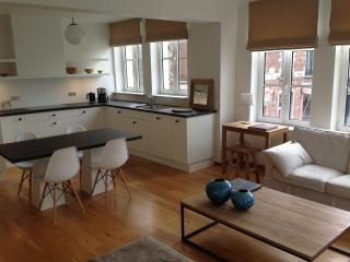 Amazing flat in the old city center of Antwerp, Amberes