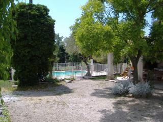 gite 3 *** dans ancienne magnanerie avec piscine, Saint-Privat-des-Vieux