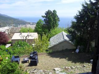 Location maison de village avec jardin Cap Corse