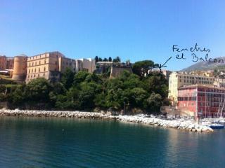 Maison de quartier duplex,lumineuse. Bastia centre