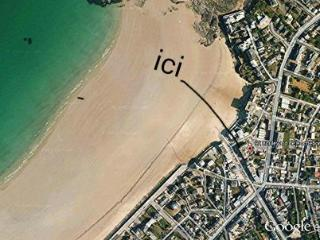 Appt plage de rochebonne Saint-Malo