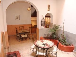 Riad en médina d'Essaouira de 2 à 10 personnes, Esauira