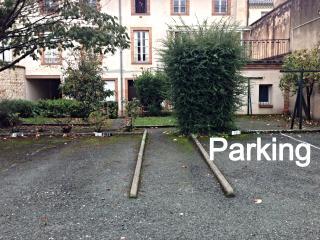"""""""Albi-Suite"""" Appart centre ville+parking gratuit"""