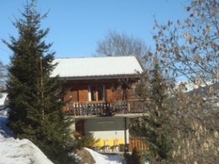 Chalet Alpes suisses, Heremence