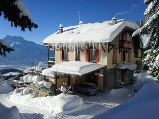 COZY NEST, for 2-4 pers, Leysin