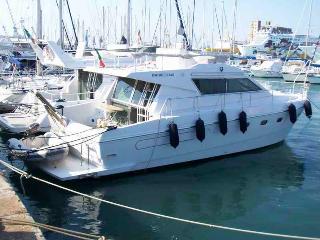 Barca 40 piedi, Livourne