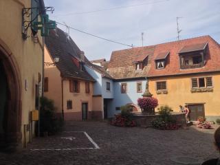 Le gîte de Marie-Odile, Gueberschwihr
