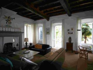 Villa Monziani, 17th C villa on Isola San Giulio, Orta San Giulio