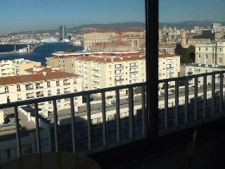 T3 Pharo Catalans avec vue exceptionnelle, Marseille
